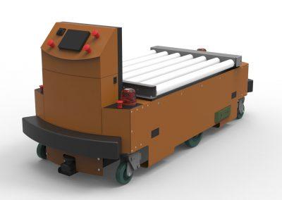 Vehículo Guiado Automatizado – AGV